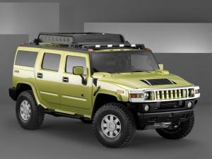 Hummer H2 Special Edition Concept '2004