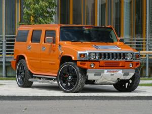 Hummer H2 by GeigerCars 2005 года