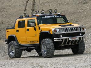 Hummer H2 Hannibal by GeigerCars 2006 года