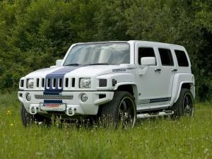 2007 Hummer H3 GT by GeigerCars