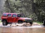 Hummer H3 Rubicon Trail Off-Road 2007 года