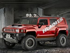 Hummer H3R Off Road Concept 2007 года