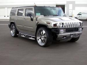 2008 Hummer H2 by West Coast Customs