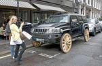 Hummer H3 Ultimate Wagon Wheel 2008 года