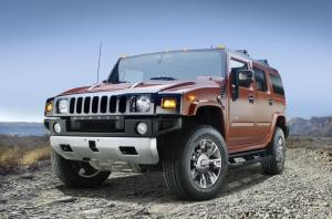 Hummer H2 Black Chrome Limited Edition 2009 года