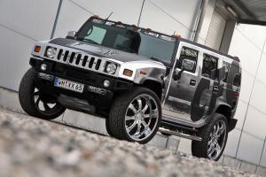 Hummer H2 by CFC