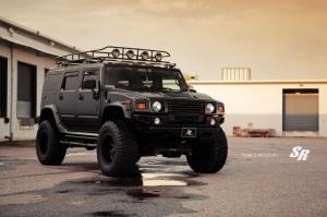 Hummer H2 Project Magnum by SR Auto Group '2012