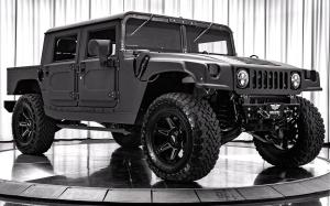2019 Hummer H1 Launch Edition by Mil-Spec Automotive
