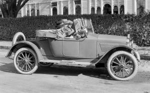 Hupmobile Model R Roadster '1918