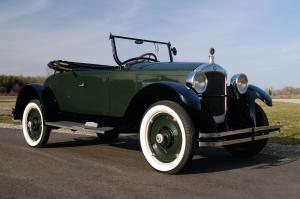 Hupmobile Model R Special Roadster '1924