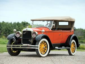 Hupmobile Model E-1 Touring '1925