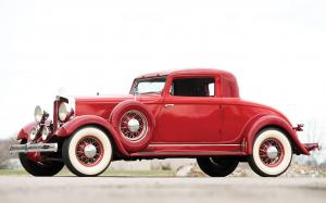 Hupmobile Model I-226 Coupe '1932
