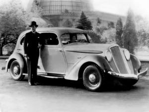 Hupmobile T-427 Eight Sedan '1934