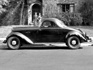Hupmobile 527-T Coupe '1935