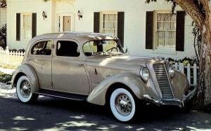 Hupmobile O-521 Eighht Sedan '1935