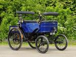 Hurtu 3½ HP Quadricycle 1899 года