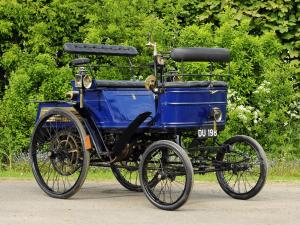 Hurtu 3½ HP Quadricycle '1899