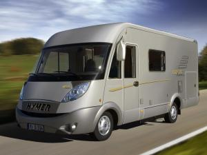 Hymer B 514 SL Gold Edition 2007 года