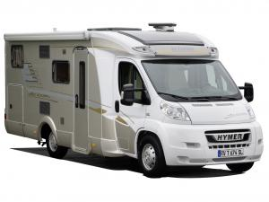 Hymer Tramp 674 SL Star Edition '2009