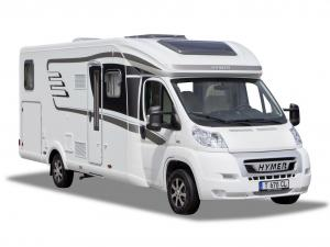 Hymer Tramp CL '2010