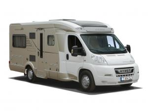 Hymer Tramp CL Exclusive Line 2011 года