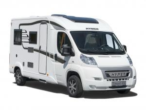 2013 Hymer Compact 404