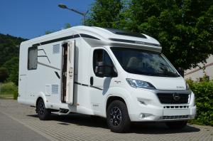 Hymer Tramp 698 CL X-Climate Kit '2017
