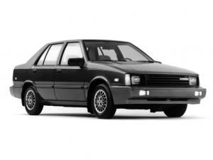 1985 Hyundai Excel Sedan