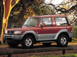 1998 Hyundai Galloper 3-Door
