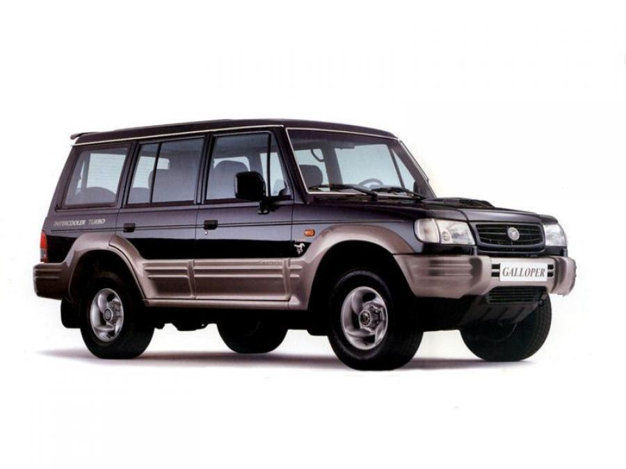 Hyundai Galloper 5-Door