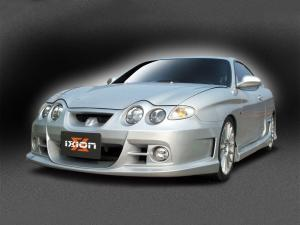 1999 Hyundai Coupe by Ixion Design