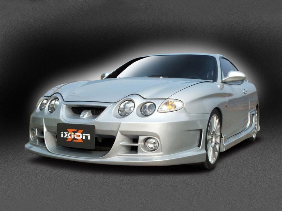 Hyundai Coupe by Ixion Design