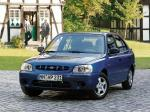 Hyundai Accent 5-Door 2000 года
