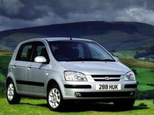 Hyundai Getz 5-Door (UK) '2002