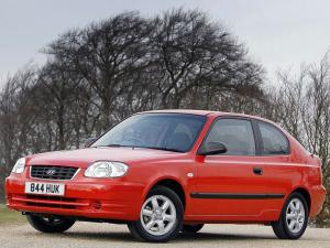 2003 Hyundai Accent 3-Door