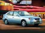 Hyundai Accent 5-Door 2003 года