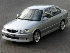 Hyundai Accent eMotion Pro-Line Sport 2005 года