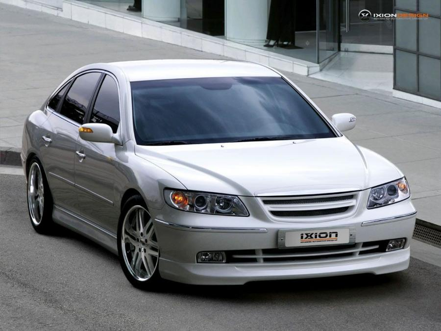 Hyundai Grandeur by Ixion Design '2005