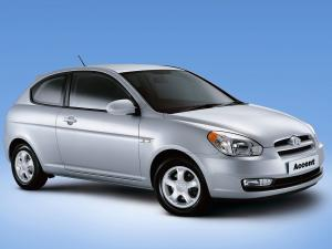 Hyundai Accent Atlantic Special Edition 2006 года