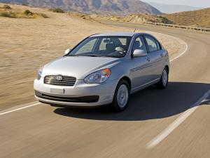 2006 Hyundai Accent Sedan