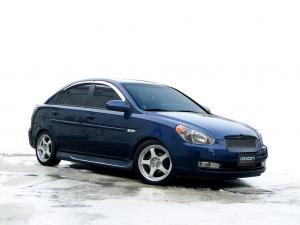 Hyundai Verna by Ixion Design 2006 года