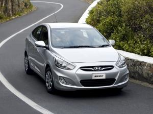 Hyundai Accent Sedan 2010 года (ZA)