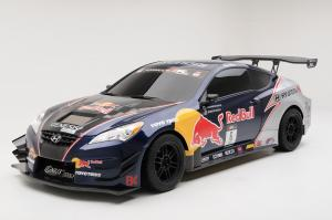 Hyundai Genesis Coupe Red Bull by RMR 2010 года