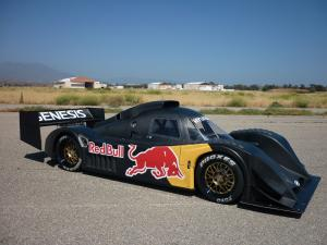 2010 Hyundai Genesis PM580 Red Bull by RMR