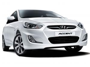 Hyundai Accent Wit 2011 года
