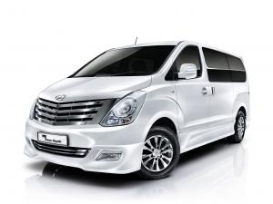 Hyundai Grand Starex Royale 2011 года