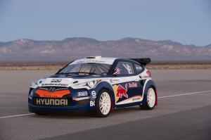 2011 Hyundai Veloster Rally Car