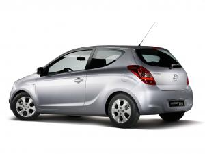 Hyundai i20 3-Door FIFA WM 2011 года