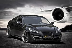 2012 Hyundai Genesis Coupe Project Panther