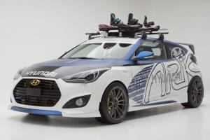 2012 Hyundai Veloster Alpine Edition by ARK Performance